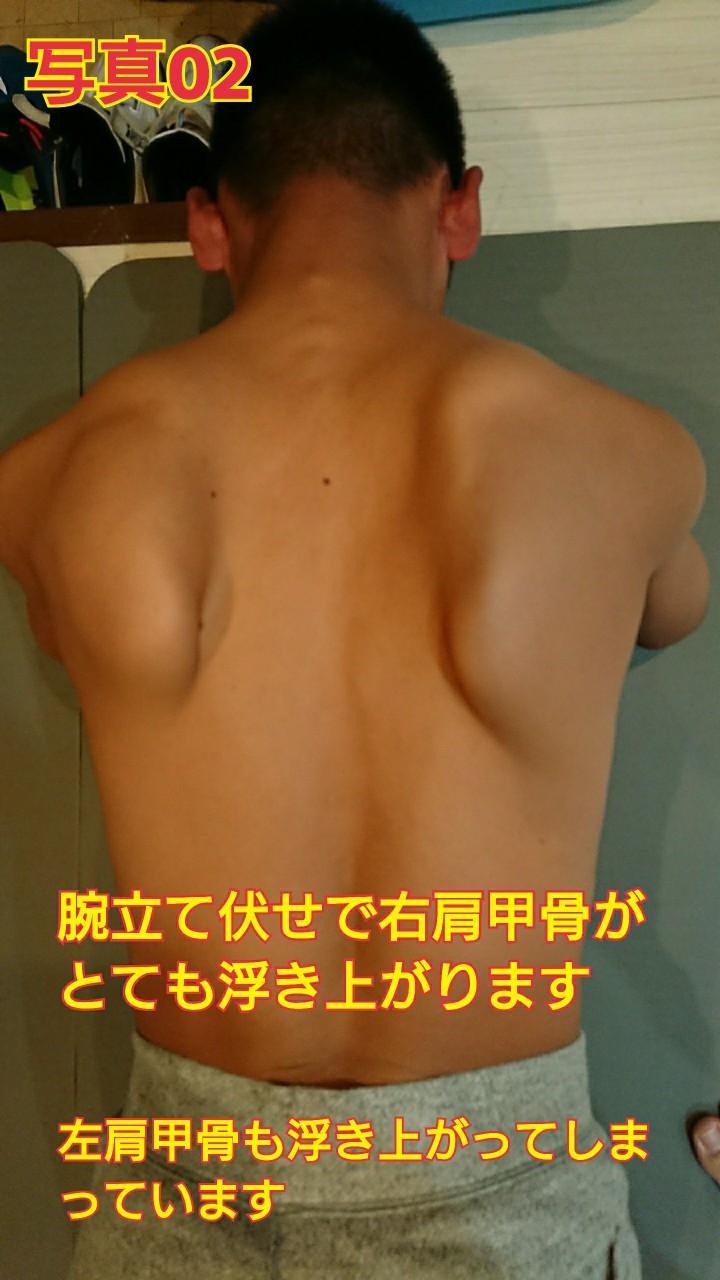 肩 痛い 腕立て伏せ